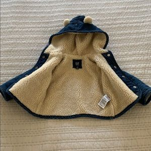 GAP Jackets & Coats - GAP toddler denim jacket